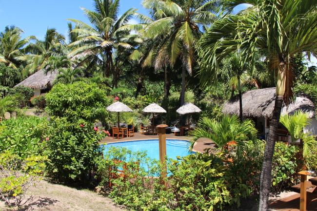 Etu Moana Hotel - Pool