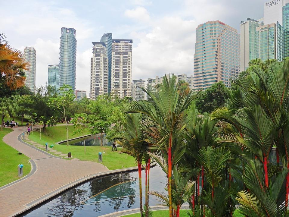 Zentrum Kuala Lumpur