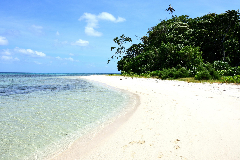 Boi Boi Waga Island in PNG