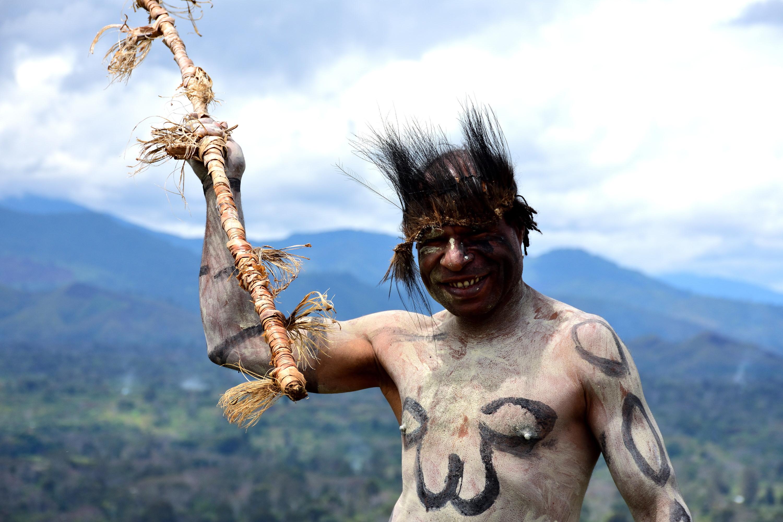 Ghostman in PNG