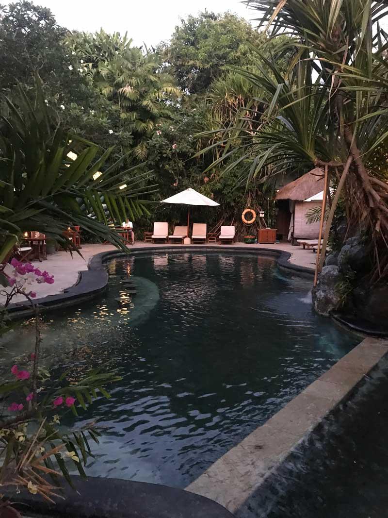 Relaxen in Bali