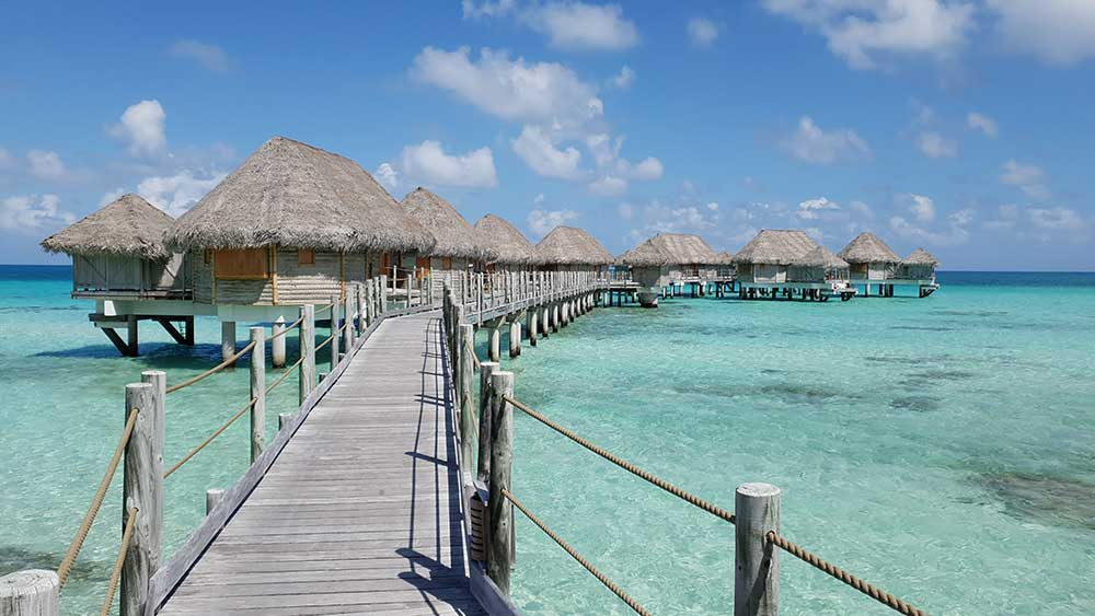 Tikehau Pearl Beach Resort - Overwater Suiten