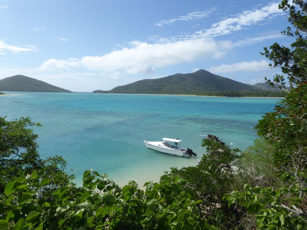 Fiji Ausflug Blue Lagoon