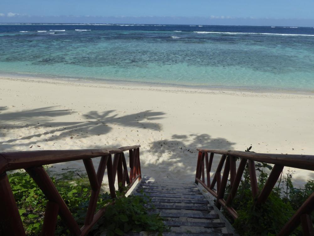 Strand Matamanoa Island