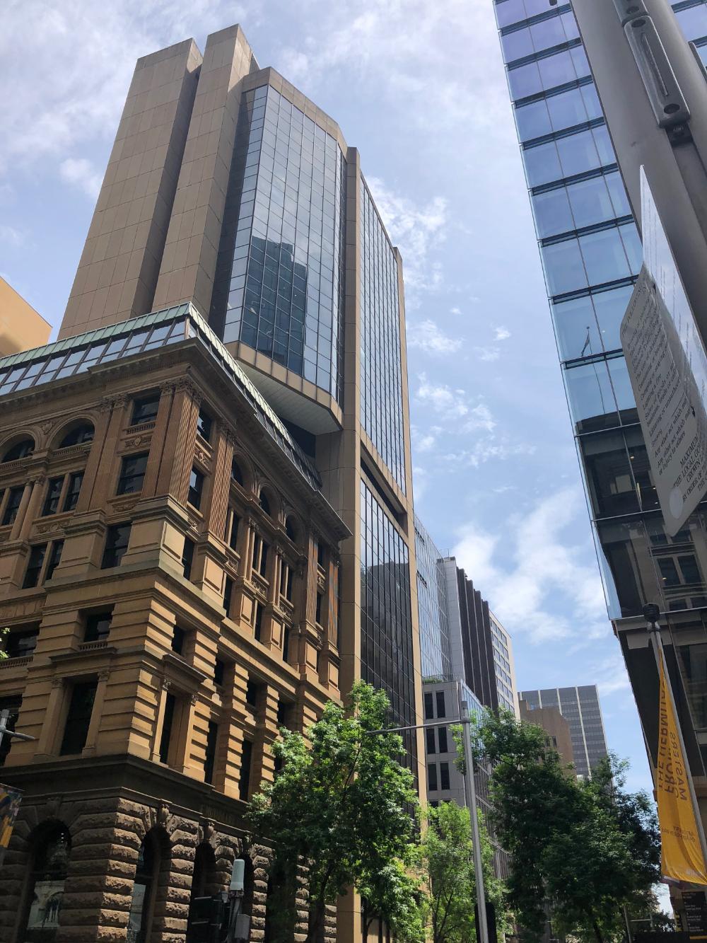 Gebäude in Sydney
