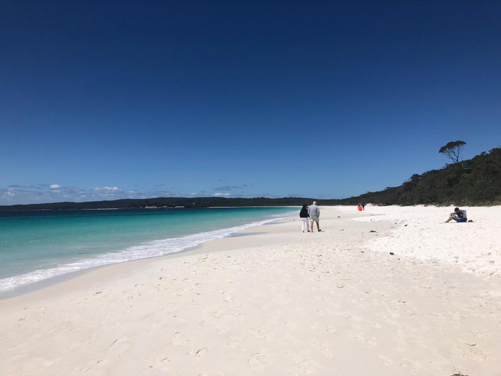 Hyams Beach Australien