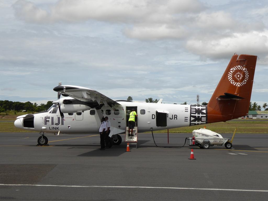 Flug nach Kadavu