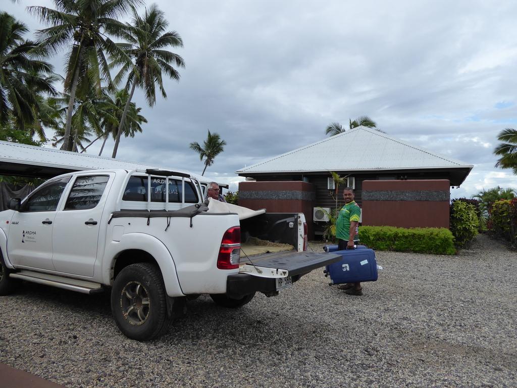 Aroha Taveuni Resort Fiji
