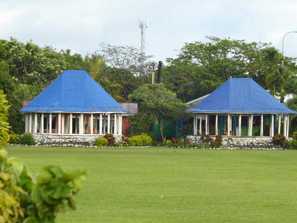 Versammlungshäuser in Apia