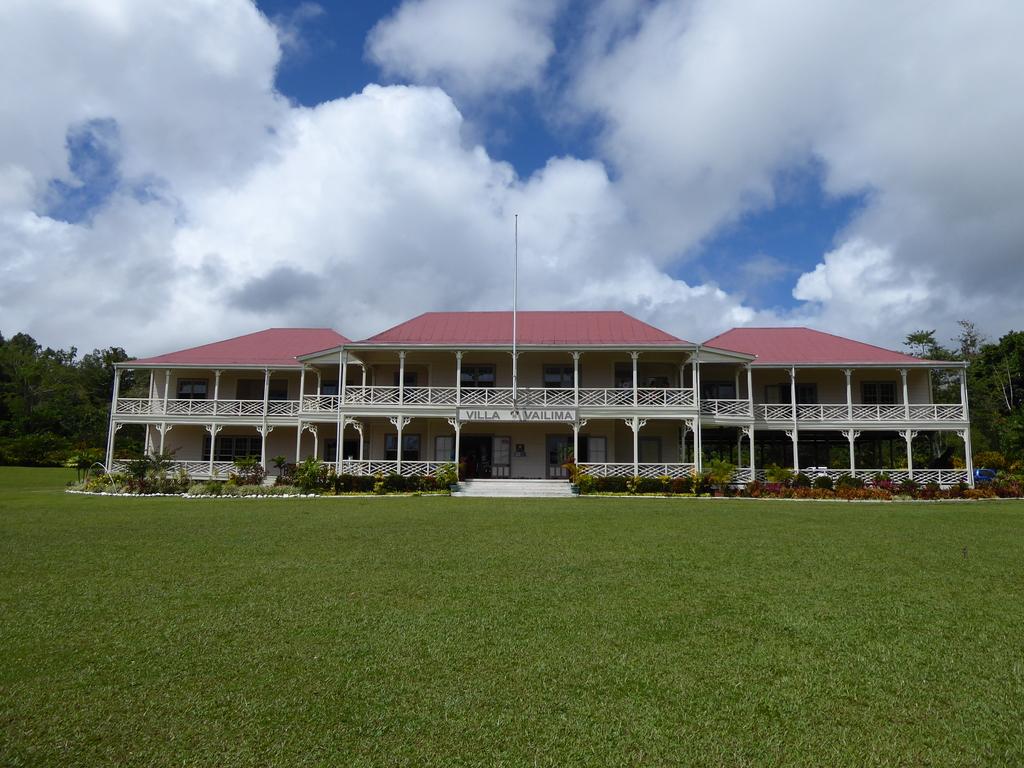 Robert Louis Stevenson Museum Apia Samoa