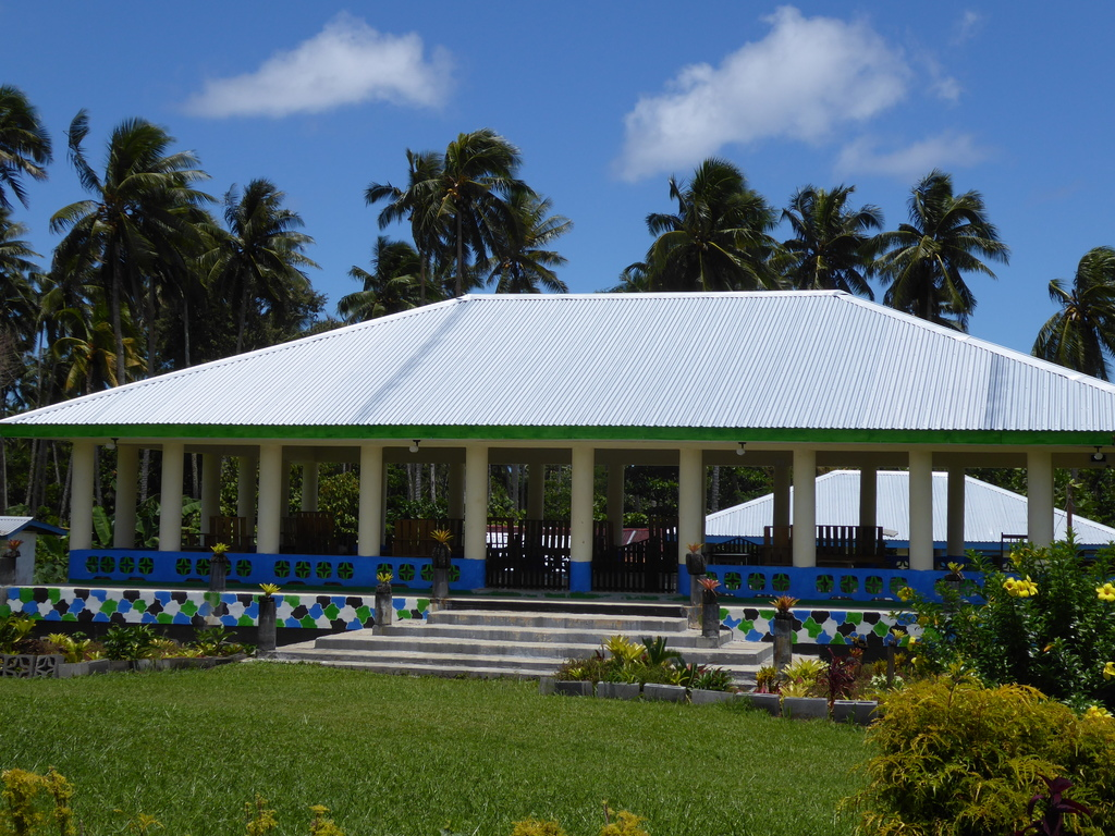 Palaverhaus Samoa