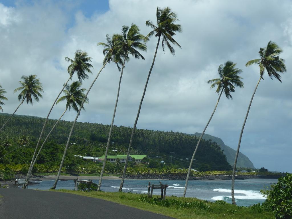 Cross Island Road Samoa