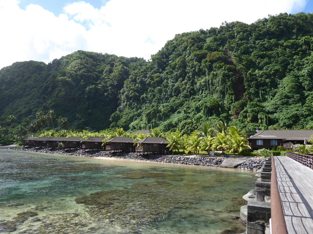Aga Reef Resort Samoa