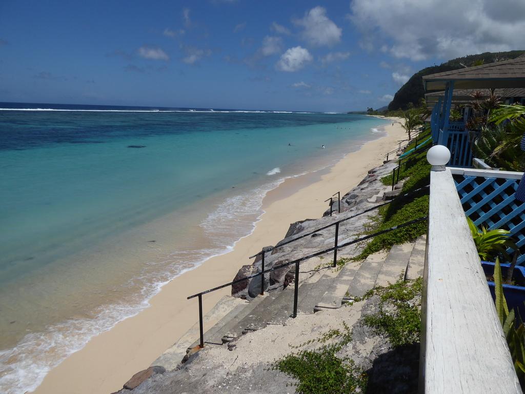 Litia Sini Resort Samoa