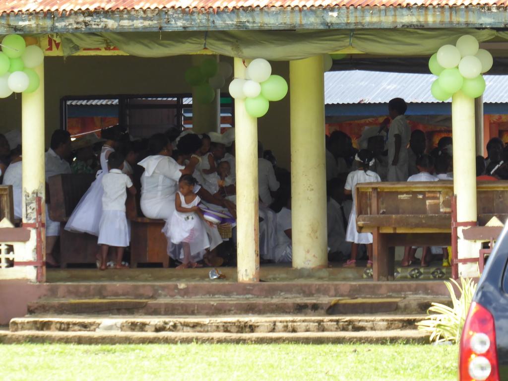 Gesellschaft in Samoa in der Kirche