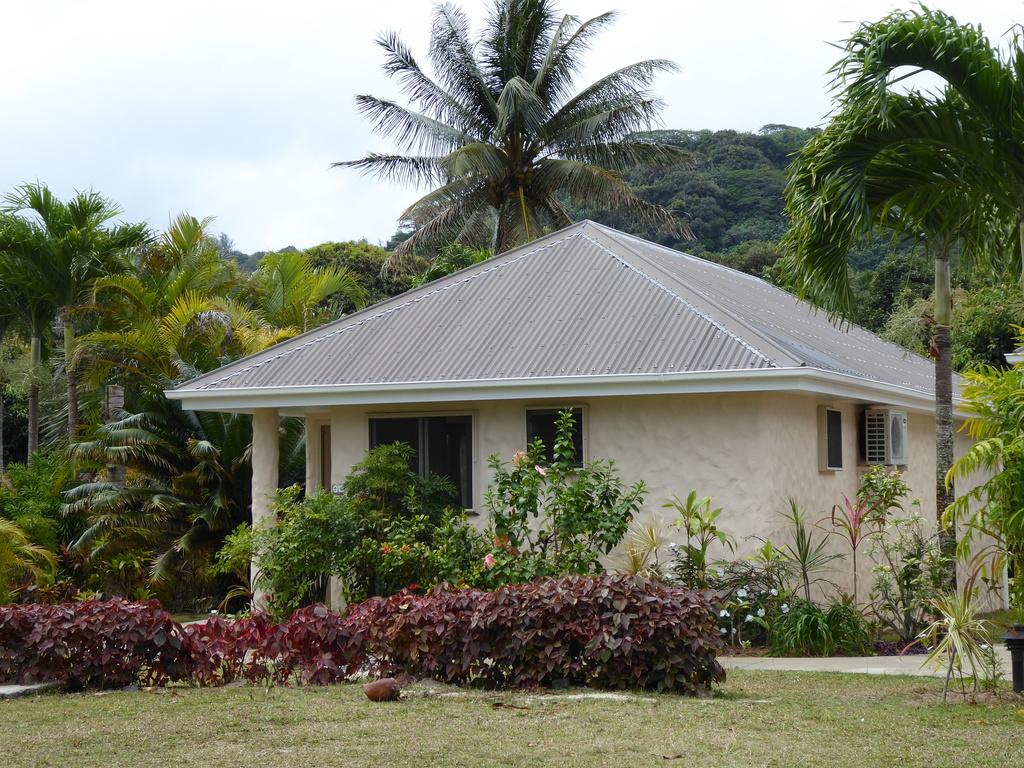 Hotel Palm Grove Cook Inseln Rarotonga