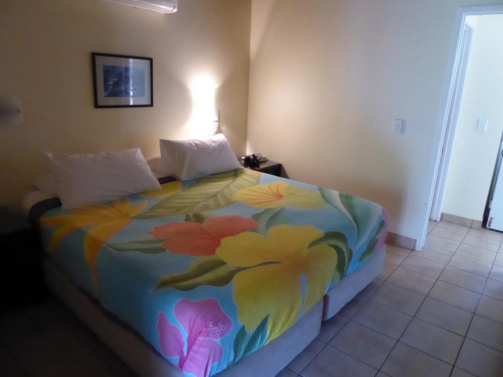 Zimmer im Hotel Palm Grove Cook Inseln Rarotonga