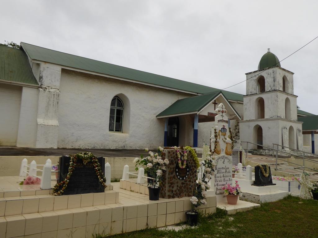 Kirche in Atiu