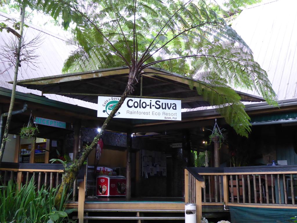 Colo y Suva Ecoforest Lodge Fidschi