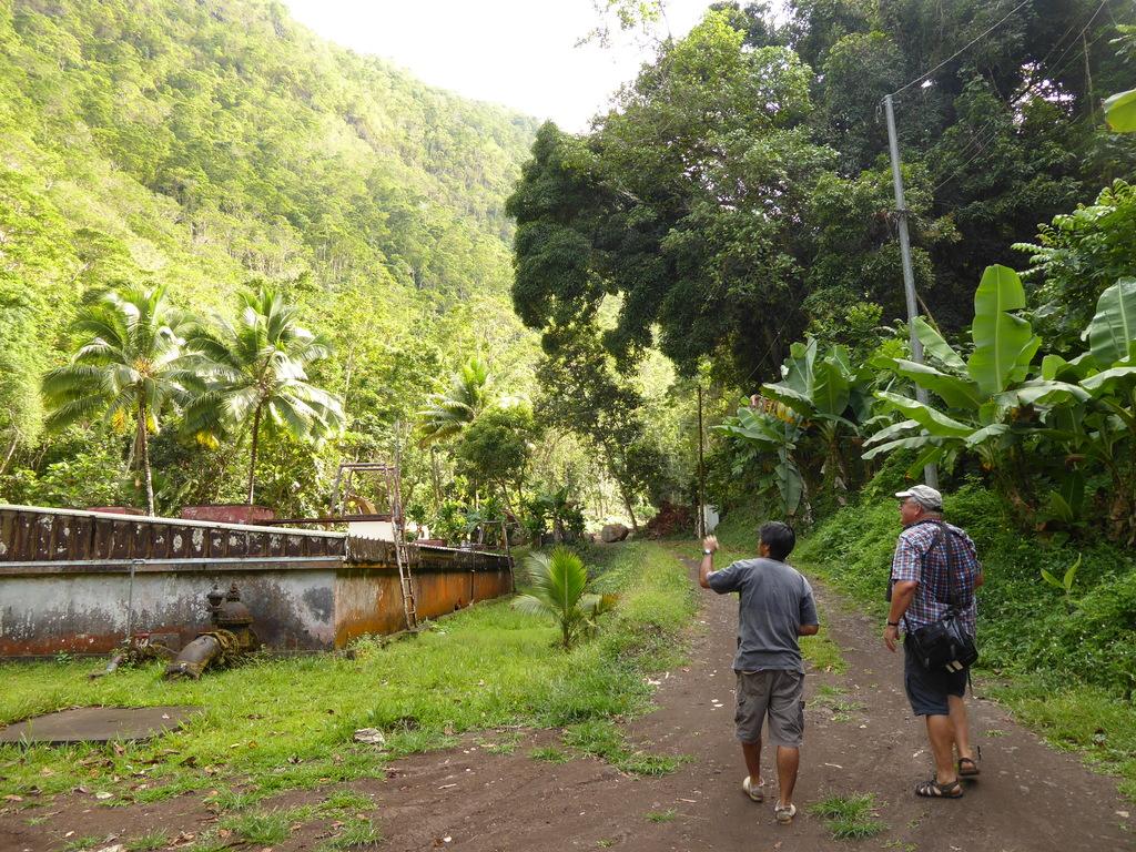 Papehue Valley Tahiti