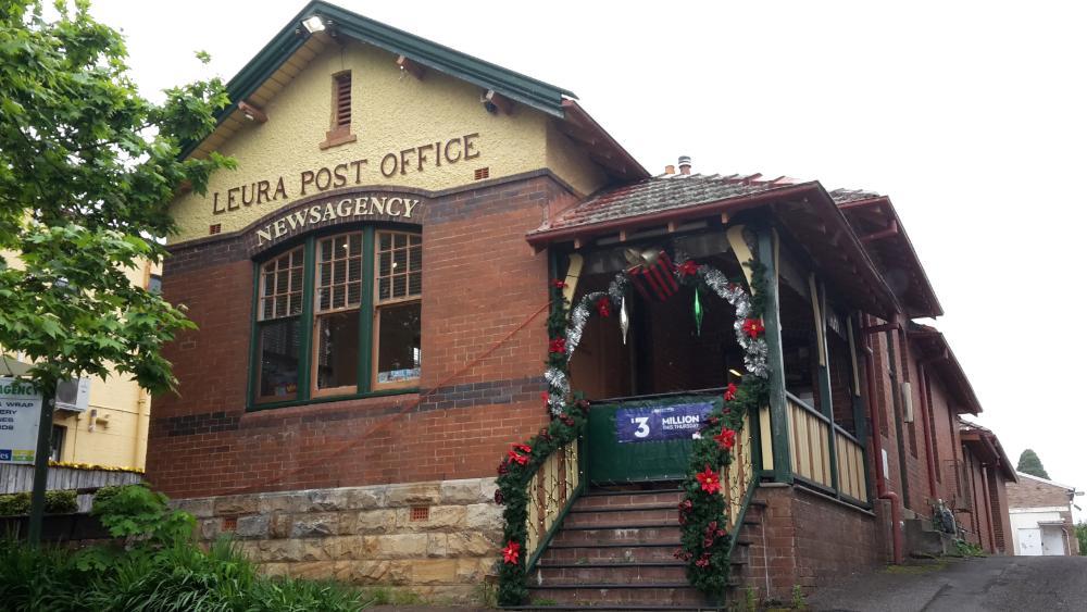 Leura Post Office