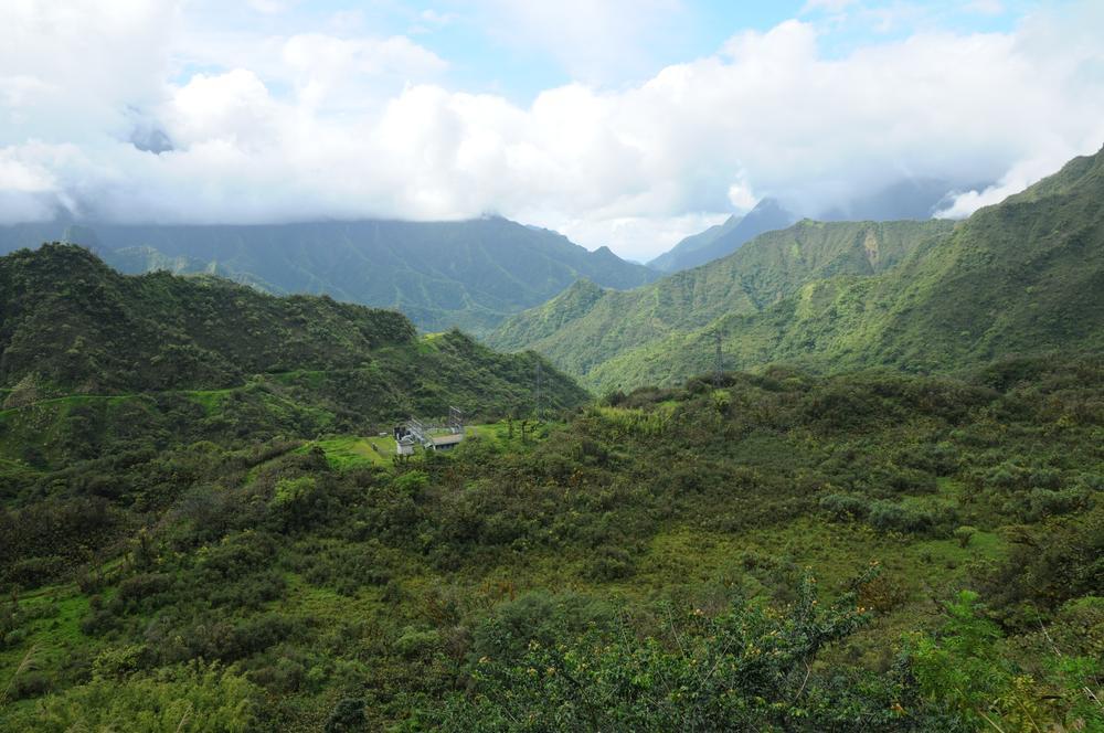 Tahiti Inselinneres