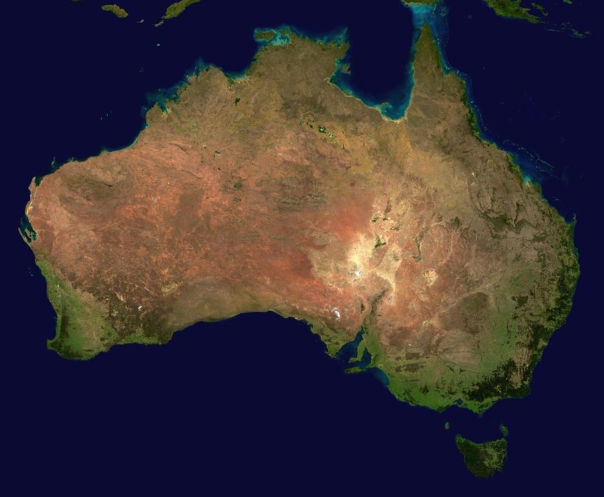 Australischer Kontinent