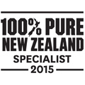 100 % Pure New Zealand Specialist