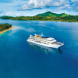 Kreuzfahrten & Segeln auf den Fiji Inseln – Übersicht