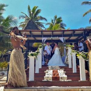 Fidschi-Inseln Hochzeiten - Überblick