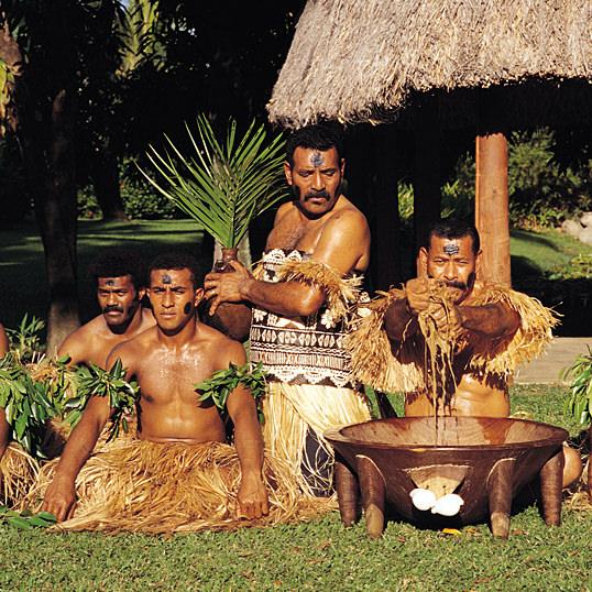 Reisebausteine Fidschi-Inseln - Überblick