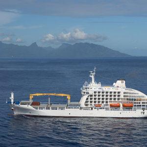 Kreuzfahrten & Segeln in Französisch-Polynesien – Übersicht