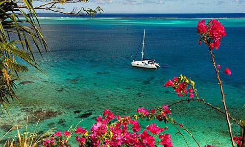 Yachtcharter in Französisch-Polynesien