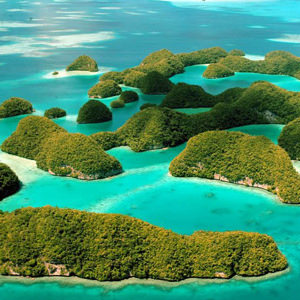 Reisebausteine Mikronesien - Überblick