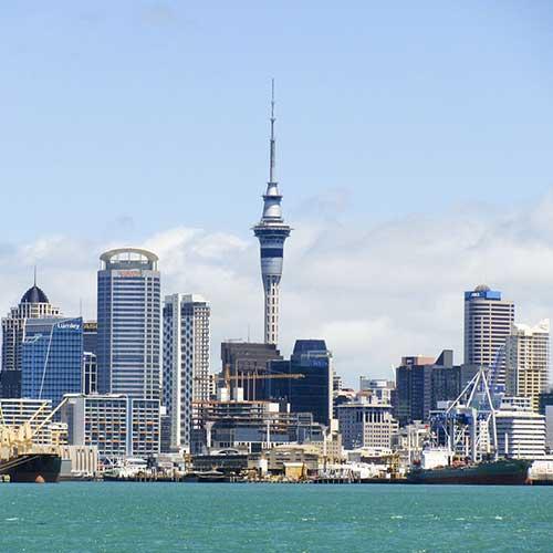 Citypackages in Neuseeland - Übersicht