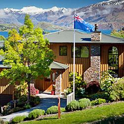 Unterkünfte in Neuseeland - Übersicht