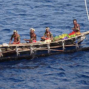 Praktische Reiseinfos Papua-Neuguinea