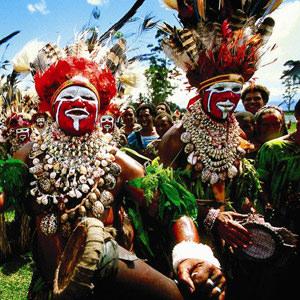 Reisebausteine Papua-Neuguinea - Überblick