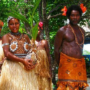 Reisebausteine Salomonen - Überblick