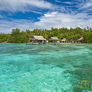 Unterkünfte auf den Salomonen – Übersicht