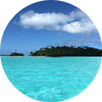 Cook Inseln in der Südsee Übersicht