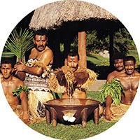 Fiji Inseln in der Südsee Übersicht