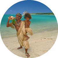 Neukaledonien in der Südsee Übersicht